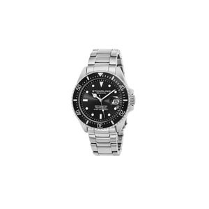 NEW Mens Professional Dive Stainless Steel Watch
